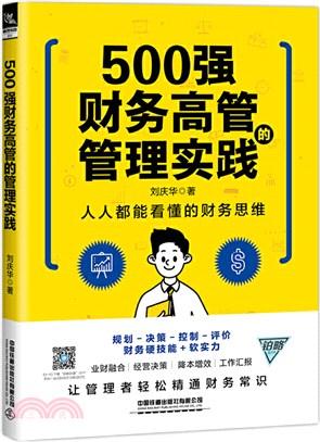 500強財務高管的管理實踐(簡體書)