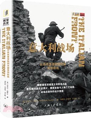 意大利戰場:從西西里登陸到突破哥特防線(簡體書)
