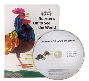 Rooster's off to See the World (with audio CD)