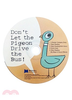 Don't Let the Pigeon Drive the Bus! (CD only)