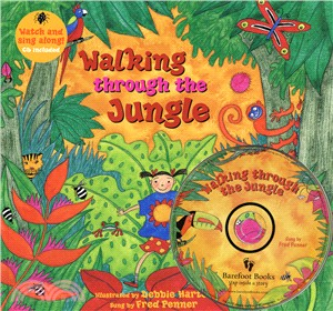 Walking Through the Jungle (1平裝+1 CD)(韓國JY Books版) Saypen Edition 廖彩杏老師推薦有聲書第21週