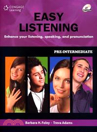Easy Listening (Pre-Int) with MP3 CD/1片